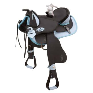 western saddle for kids