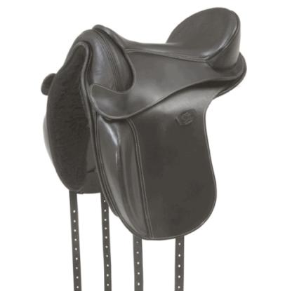 light dressage saddle