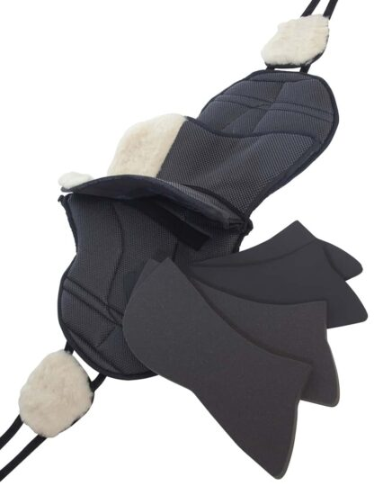 riding pad physio