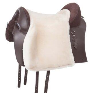 sheepskin seat