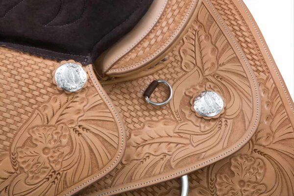 western style saddle