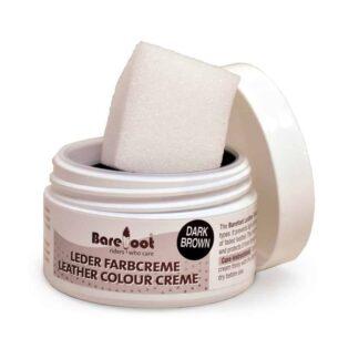 leather colour cream