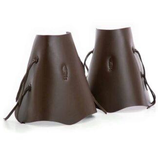 leather safety stirrups