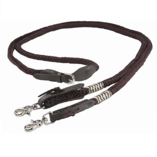 Reins, Leads, Ropes, and Bridle Accessories