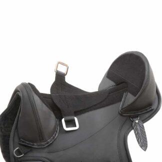 stirrup leather attachment