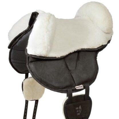 sheep wool seat
