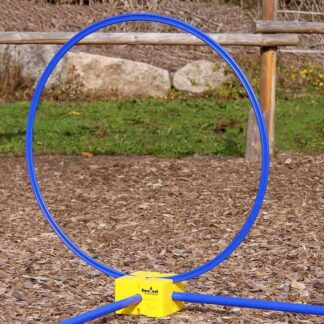 horse training hoop