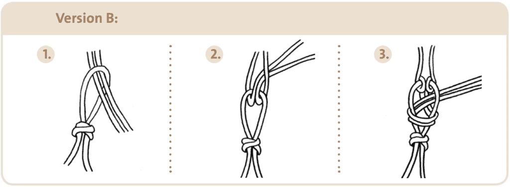 tie a rope halter